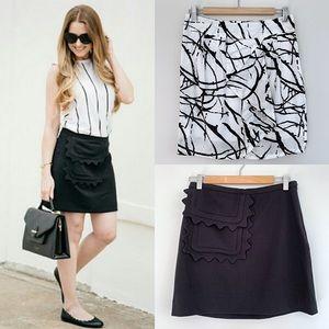 BUNDLE! Avante Garde Black & White Skirts sz small